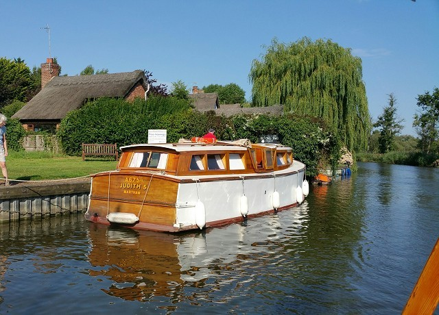 Norfolk Broads Boat Holidays