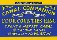 Pearsons Canal Companion: Four Counties