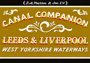 Pearsons Canal Companion: Leeds & Liverpool