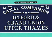 Pearsons Canal Companion: Oxford & Grand Union