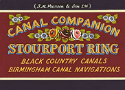 Pearsons Canal Companion: Stourport Ring
