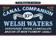 Pearsons Canal Companion: Welsh Waters